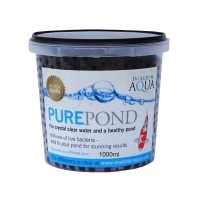 Pure Pond Black Balls bacterials 1000 ml