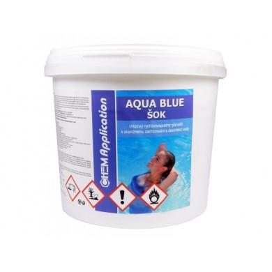 AQUA BLUE ŠOK 3kg