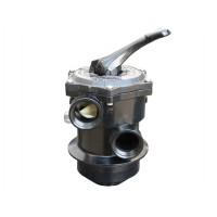 Ventil TOP 6-ti cestný ventil, na přírubu filtr. nádoby AZUR