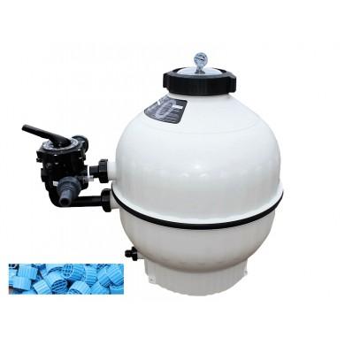 Filtrační nádoba OC-1 CANTABRIC 500 s ventilem