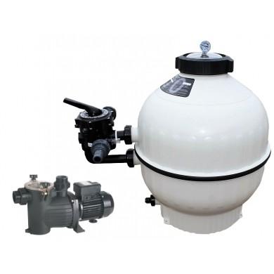 Bazénová filtrace Cantabric 500, 12m3/h