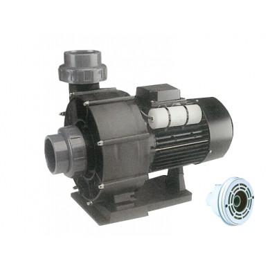 Pumpa 66 m3/h, 230 V, 2,2 kW+hlavice