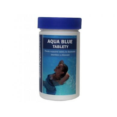 AQUA BLUE TABLETY 1kg