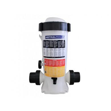 Dávkovač chloru do potrubí