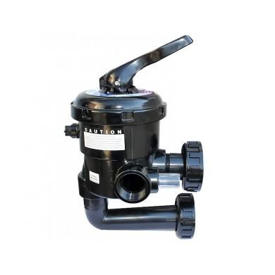Boční ventil 6-cestný-astral