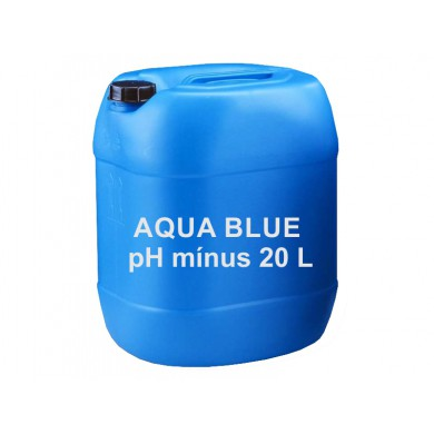 AQUA BLUE pH MINUS 20l