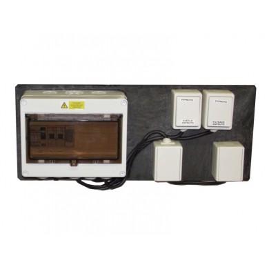 Elektrorozvaděč - malá automatika