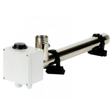 """Ohřívač vzduchu EOVv, 1,5 kW, 230 V, napojení: 1,5"""""""