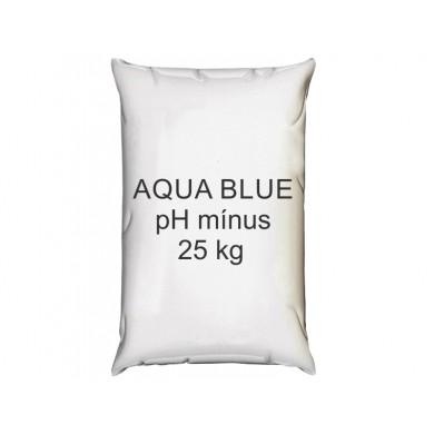 AQUA BLUE pH MINUS 25kg
