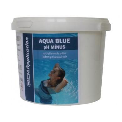AQUA BLUE pH MÍNUS 7,5kg