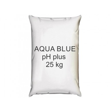 AQUA BLUE pH PLUS 25kg