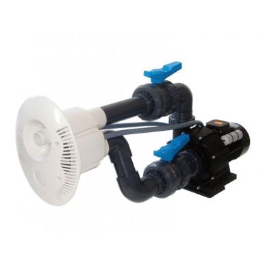 Protiproud V-JET 74 m3/h, 400 V, 3,0 kW, pro fóliové a předvyrobené