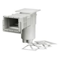 Skimmer VA,sání 215 x 160 mm,pro fólie,prodlouž. hrdlo