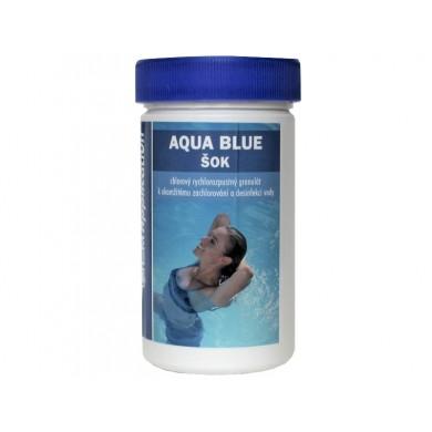AQUA BLUE ŠOK 1kg