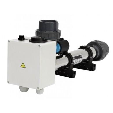 Topení EOV-3, 3 kW 230 V, nerez, s tlakovým spínačem