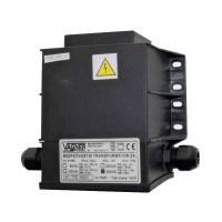 Bezpečnostní transformátor 50 W, zalitý 230 V/12 V