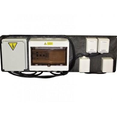 Elektrorozvaděč - velká automatika