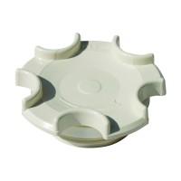 """MTS - uzávěr pro základní prvky R11/2, ABS, """"O-kroužek"""""""