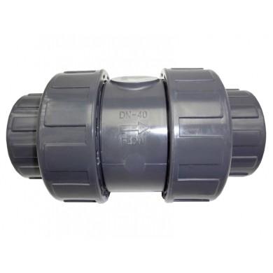 Tvarovka - kuželový zpětný ventil 50 mm