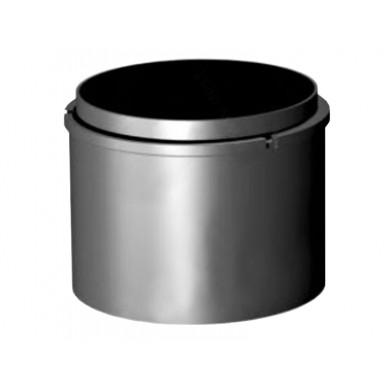 Plastové prodloužení komínu 600 mm