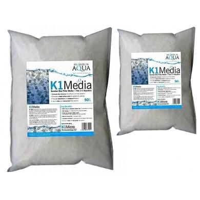 Kaldnes K1 Media 100 litrů