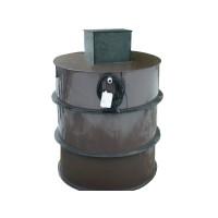 Čerpadlová šachta válec 100x150cm