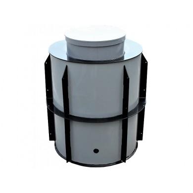 Čerpadlová šachta s předfiltrem 100x150cm