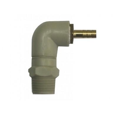 Závitové připojení 3/4 pro hadice 9 mm