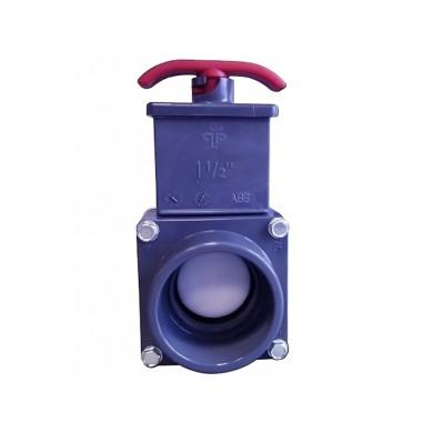 Šoupě PVC Praher - tažný uzávěr DN 63 mm