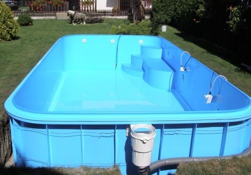 Plastové bazény GOOL